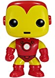 Funko POP FUN2274 Marvel: Iron Man Bobble Head