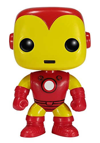 Funko Marvel Iron Man Pop Vinyl Figure