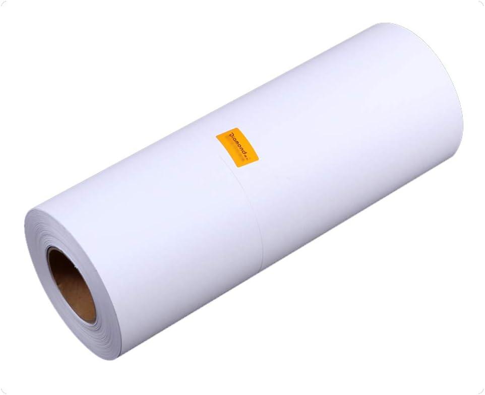 Oficina De Ingeniería Papel De Copia 310/440 * 150 Meter 4 Volumen/Caja CAD Blanco Dibujo Web Papel De Dibujo A2 A3: Amazon.es: Electrónica