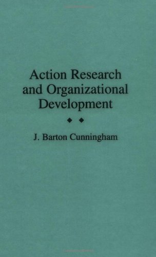 Action Research and Organizational Development (Jewish Denominations in America)