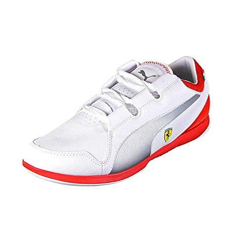 Puma Valorosso Low SF Men's Sneakers, white, 44 D(M) EU/9.5 D(M) UK