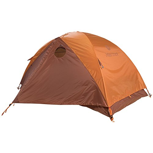 Marmot Limelight 2 Persons Tent, Squash/Red Sand, One