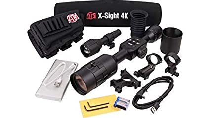 Amazon com : ATN X-Sight 4K Pro Edition 5-20x Smart HD Day