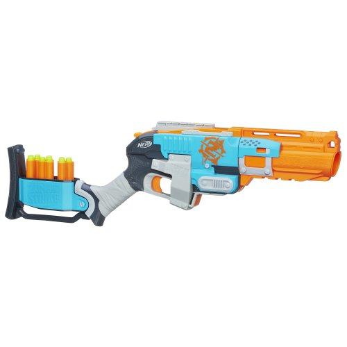 Nerf Zombie Strike Sledgefire Blaster (Large Image)