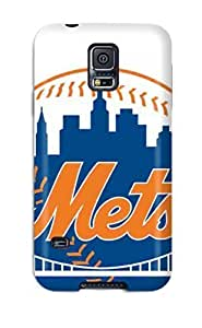 1005719K239635024 new york mets MLB Sports & Colleges best Samsung Galaxy S5 cases