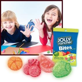Jolly Rancher Screaming Sours Soft & Chewy Candy, 6.5-Ounce Bags