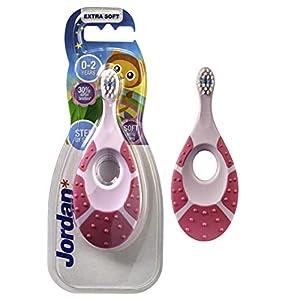 Jordan – Step 1 – Cepillo de dientes para niños 0 – 2 años 12