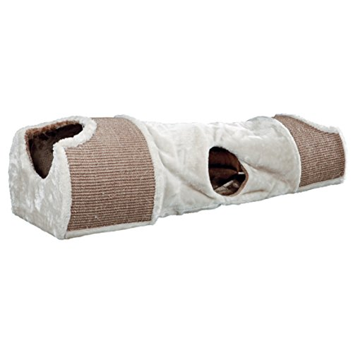 (Trixie Pet Products Plush Nesting Tunnel for Cats)