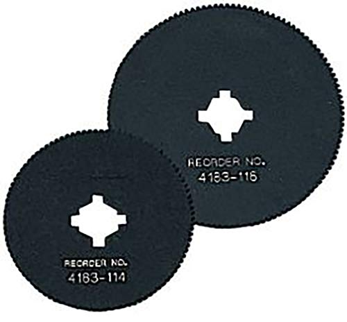 American Orthopaedic Cast Cutter, Replacement Blades Titanium Nitride Coated 2.5
