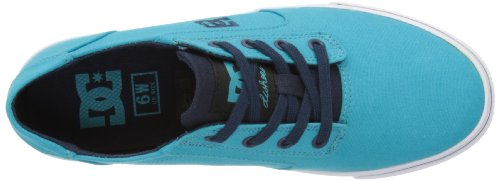 DC Shoes Gatsby 2 J Shoe Hbj - Zapatillas de Skateboarding mujer - Turquoise (Horizon Blue)