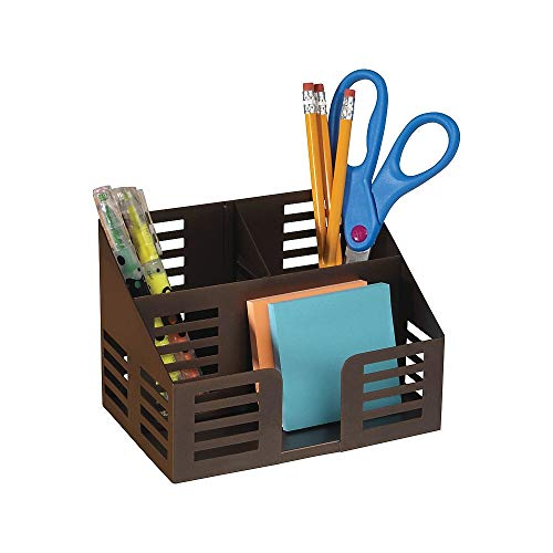 - Staples 329886 Punched Metal Desktop Organizer (21512)