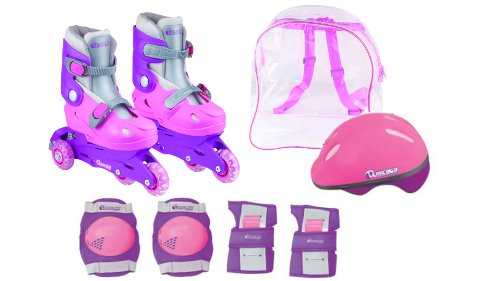 Chicago Girls Training Skate Combo, Size 1 - 4