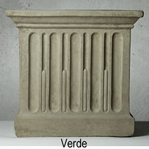 Campania International PD-194-VE Savoy Pedestal, Verde Finish by Campania International (Image #1)