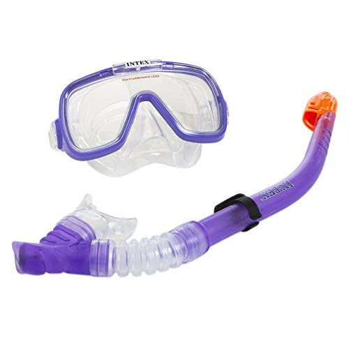 Intex 55950 Wave Rider Swim Set (Mask and Snorkel) for Age 8+