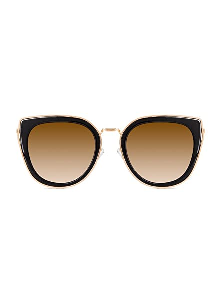 KOALA BAY Gafas de Sol Belle Mare Negro - Oro
