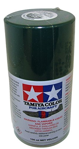 Tamiya 86501 AS-1 Spray Dark Green  3 oz