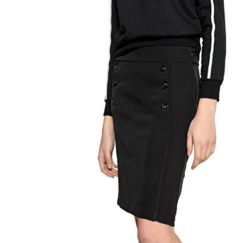 - La Redoute Collections Womens Milano Knit Skirt Black Size US 14
