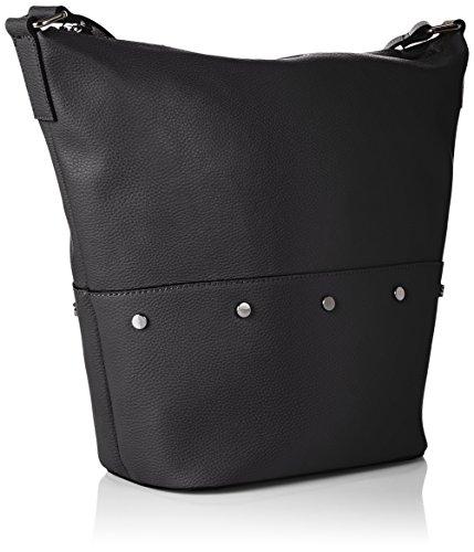 Esprit Accessoires 078ea1o011, Sacs bandoulière Noir (Black)