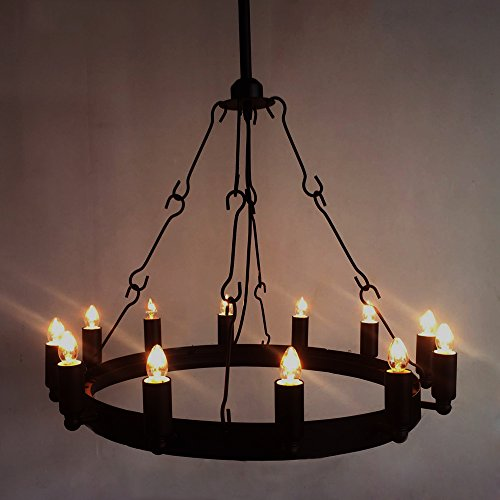 shades of wrought aspen cast rustic chandeliers categories large globe iron wooden chandelier light