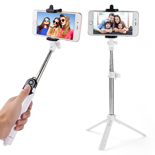 Sky Mobile Phone Holder and Monopod (Pink) - 3