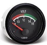VDO 332-041 Cockpit Voltmeter