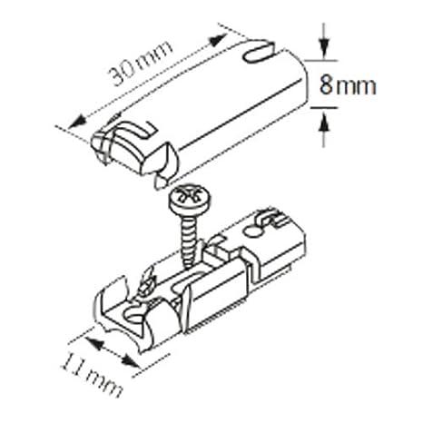 kirsch plissee ersatzteile great wichtig die eignet sich. Black Bedroom Furniture Sets. Home Design Ideas