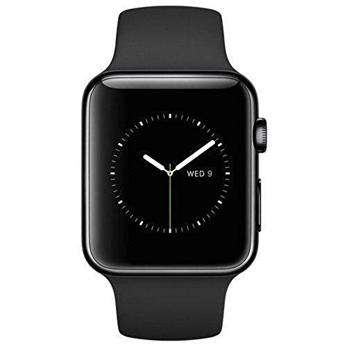 Apple Watch Stainless Steel Black product image