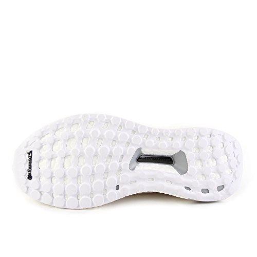 adidas UltraBOOST w - Zapatillas de running para Mujer, Blanco - (FTWBLA/FTWBLA/GRIPER) 42