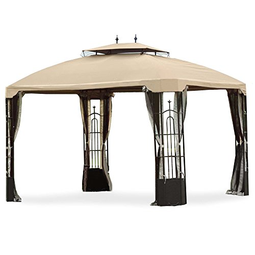 Garden Winds Replacement Canopy Top Cover For Big Lots Bay Window 2 Finial Gazebo Standard 350  sc 1 st  Kamisco & Kamisco: Big Lots: Toys