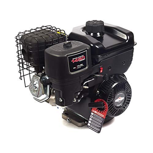 Briggs & Stratton 1450 Series Horizontal OHV Engine - 306cc, 3/4in. x 2.51in. Shaft, Model# 19N132-0051-F1 ()