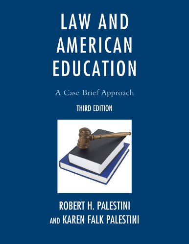 Law+American Education