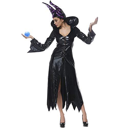 Donna Club Costume Look Wet Strega Clubwear Xsqr Night Pelle Di Halloween XvH4dwq