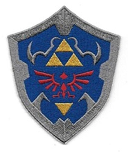 Blue Heron Legend of Zelda Hylian Shield 3.5