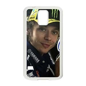 Valentino Rossi Samsung Galaxy S5 Cell Phone Case White BN6745344