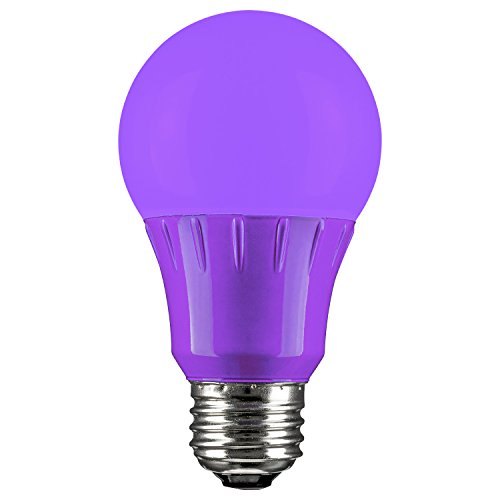 Outdoor Purple Light Bulbs in US - 6