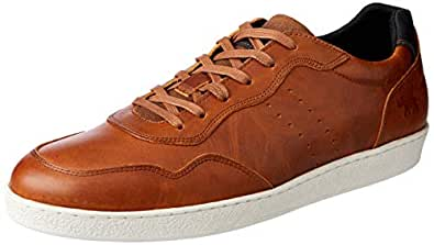 Wild Rhino Men's Whitley Trainers, Brown (Tan), 40 EU