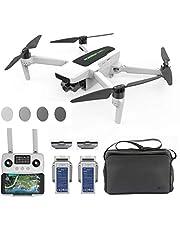 Hubsan Zino 2 Plus Drone 4K 60FPS Camera 9 KM 35 minuten 3-assig afneembaar