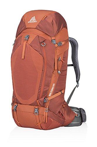 Gregory Mountain Products Men's Baltoro 65 Liter Backpack, Ferrous Orange, Large