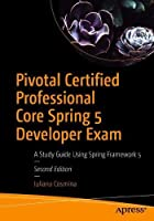 Pivotal Certified Professional Core Spring 5 Developer Exam Front Cover
