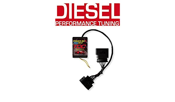 285 NM Power Box VP37 Diesel Chip Tuning Performance Module Tuningchip for VW Volkswagen New Beetle 1.9 TDI 66 KW 90 PS Plug and Drive