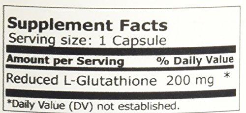 American Biologics L Glutathione Veg Capsules, 0.4 Ounce