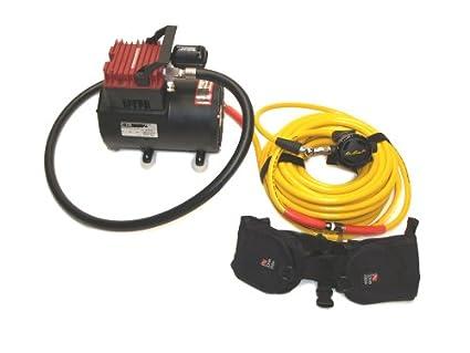 Amazon com: AirLine's 110E160 Hookah Dive System: Sports