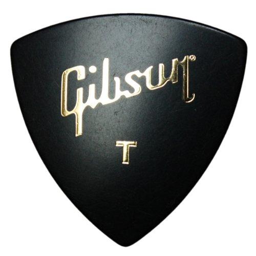 Gibson Wedge - P?as para guitarra de tama?os diferentes (12 ...