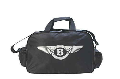 Bentley Logo bolsa de viaje bolsa bolso de deporte gimnasio