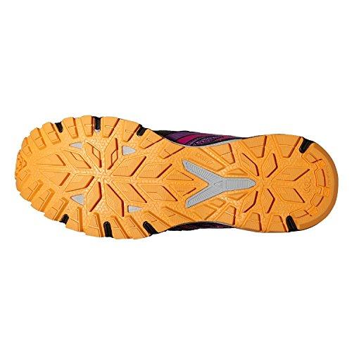 Asics Gel-fujiattack 4 G-tx - Zapatillas de correr en montaña Mujer - black