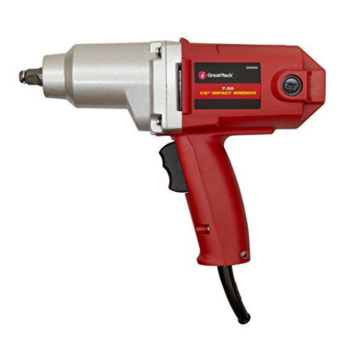 GreatNeck 25599 1/2 Inch  Corded Impact Driver