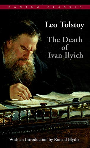 Book cover from The Death of Ivan Ilyich (Bantam Classics) by Leo Tolstoy