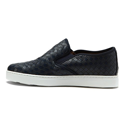 Joy and Oceans Womens Navy Mario Mario Loafers and Shoes Joy BpwZBq