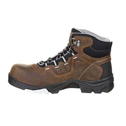 Georgia Boot Mens 5 amplitude Composite Toe Waterproof Work Boot-GB00216 GzdmfJDx