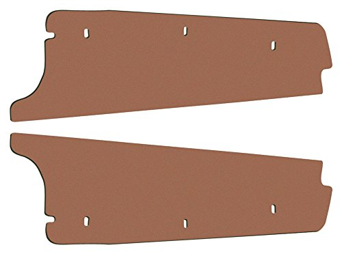 Side Extension Trunk Filler Boards LH RH For 1964-65 Ford Falcon Futura Sprint (F155)